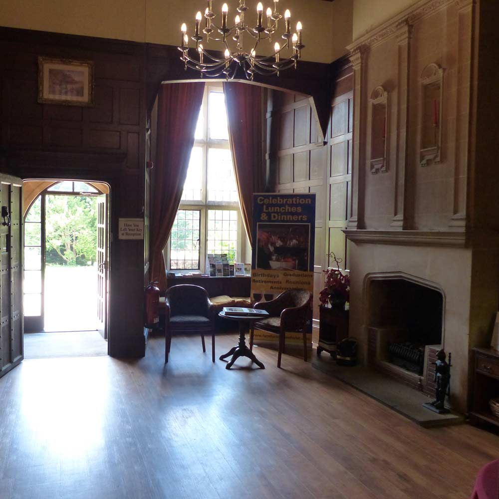 Function Room Hire Farnham House Hotel